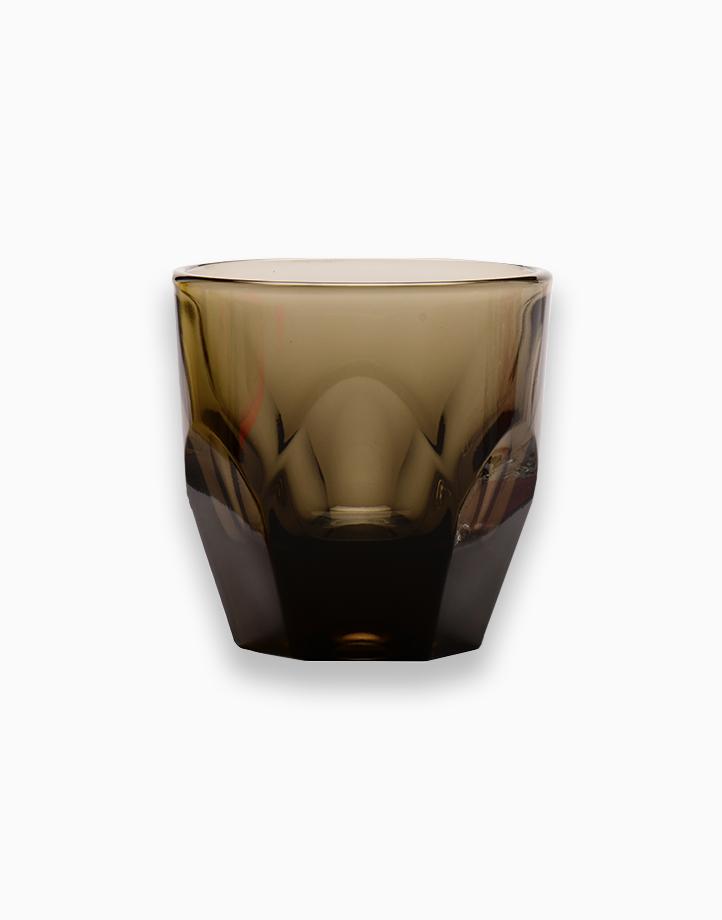 Vero Glassware 6 oz. Cappuccino by notNeutral   Smoke