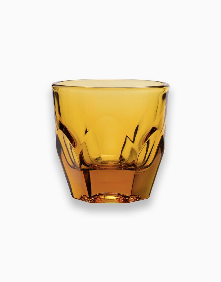Vero Glassware 6 oz. Cappuccino by notNeutral   Amber