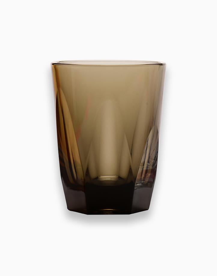 Vero Glassware 12 oz. Latte by notNeutral | Smoke