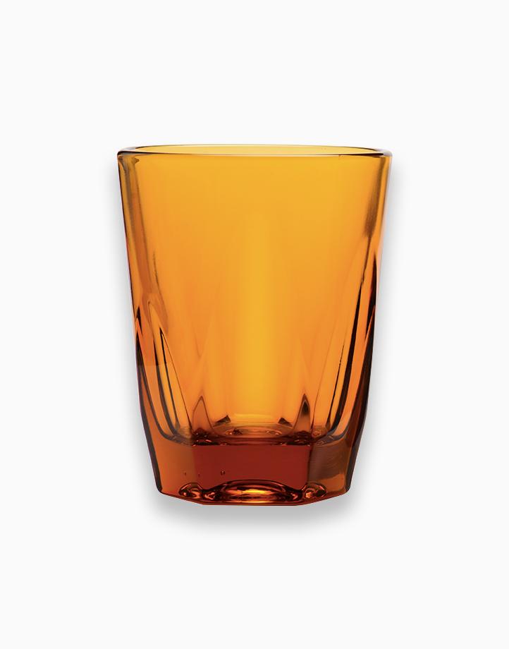 Vero Glassware 12 oz. Latte by notNeutral | Amber