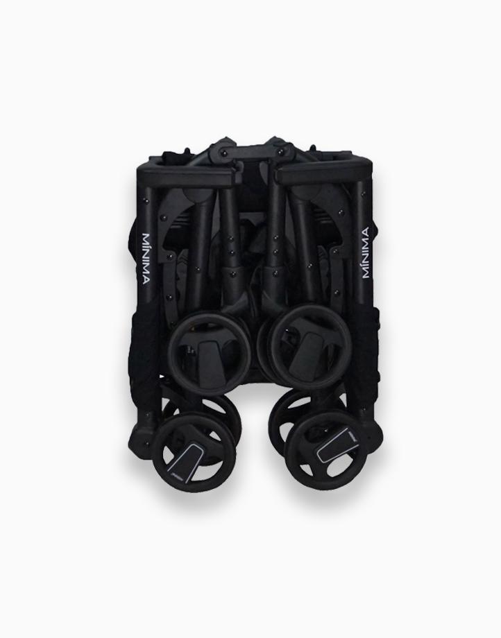 Minima Pocket Stroller by Akeeva | Black