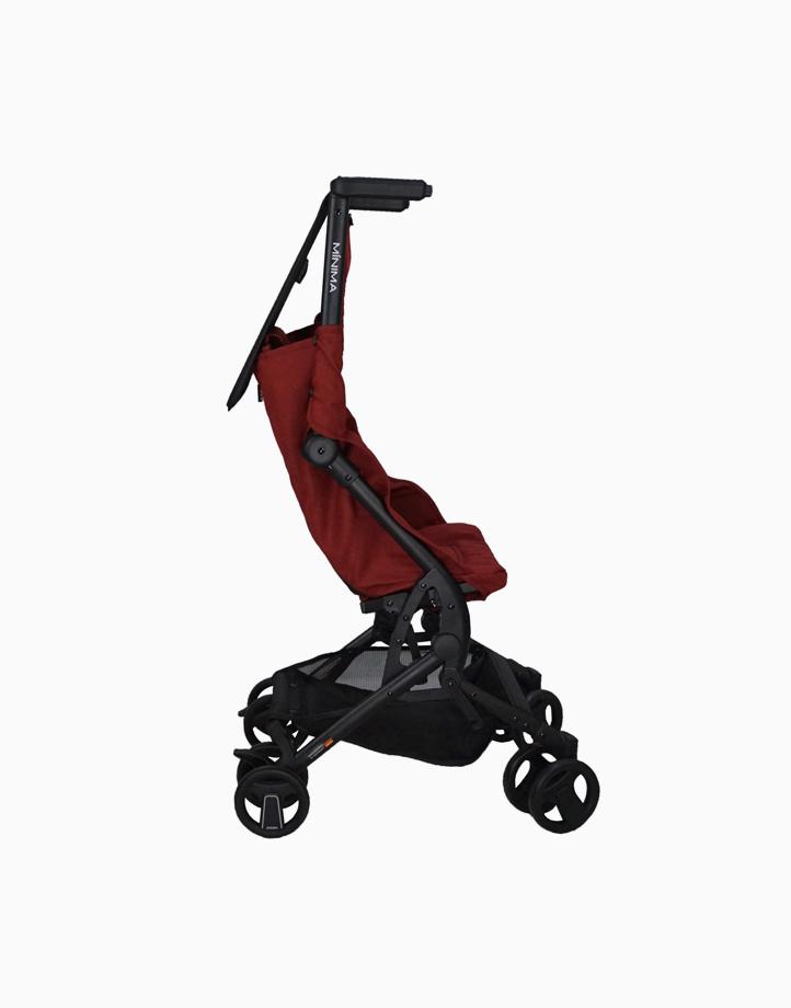 Minima Pocket Stroller by Akeeva | Red