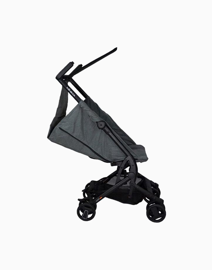 Minima Pocket Stroller by Akeeva | Grey