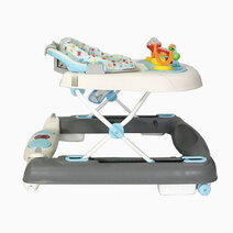 Akeeva 4 in 1 luxury walker grey 1
