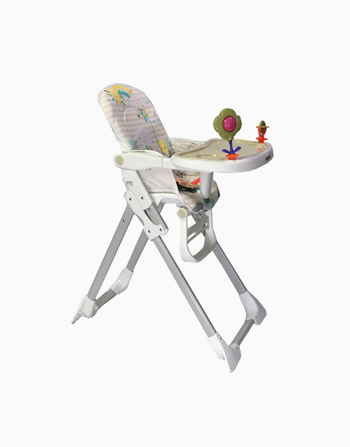 Coco High Chair by Akeeva | Grey