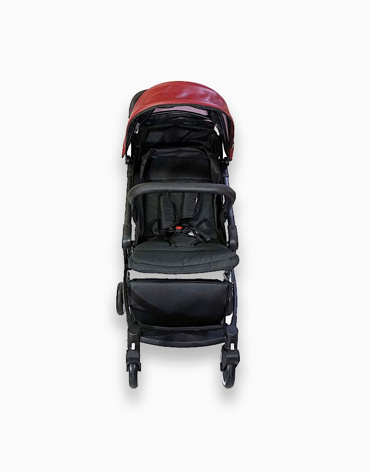 Esmio Travel Stroller by Akeeva | Red