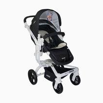 Akeeva quantum lux stroller blk black 1