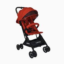 Akeeva capsule stroller red 1
