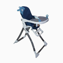 Akeeva amya high chair blue 1