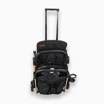 Esmio Gold Stroller (Black) by Akeeva