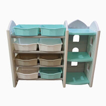 Akeeva luxury toy organizer multicolor 1