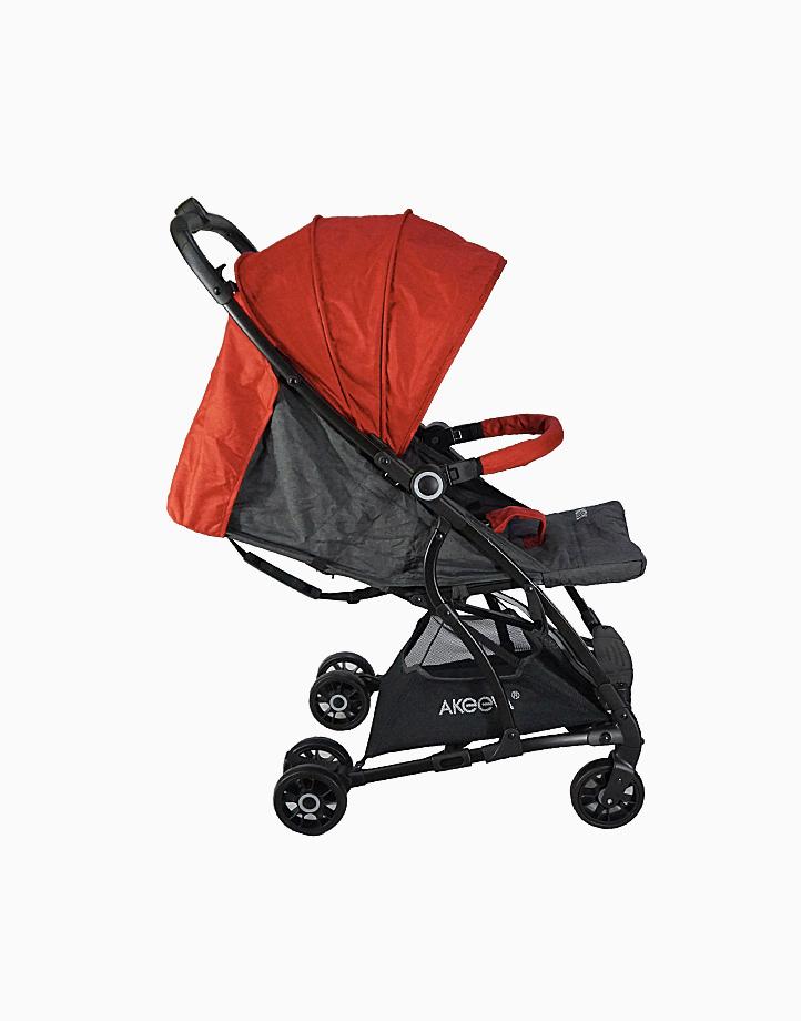 Alvix Stroller by Akeeva | Red