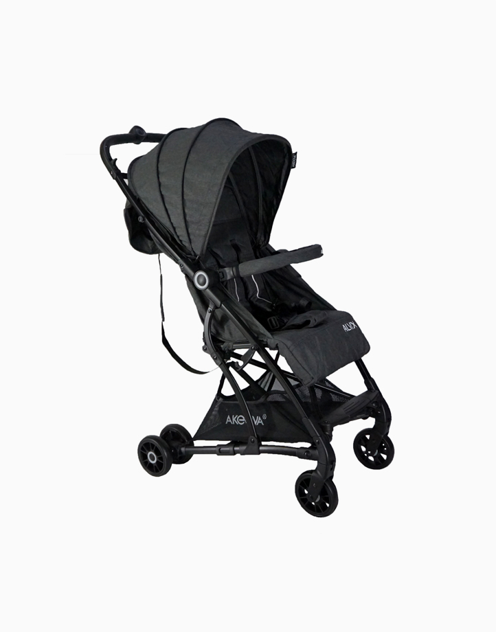 Alvix Stroller by Akeeva | Dark Grey