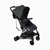 Akeeva alvix stroller dark grey 1