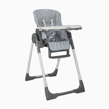 Akeeva cozzi luxury highchair grey 1