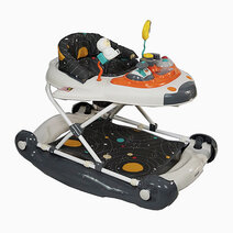 Akeeva luxury bounce rock walker grey 1