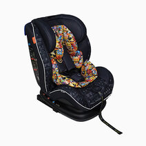 Akeeva x cocolatte fullphase carseat black 1