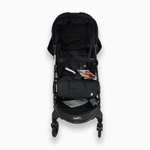 Evenflo pilot travel stroller black 1
