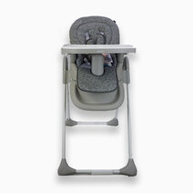 Evenflo fave highchair grey 1