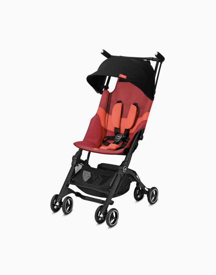 Gb Pockit Plus Stroller 2019 by Goodbaby   Rose Red