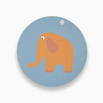Placemat elephant