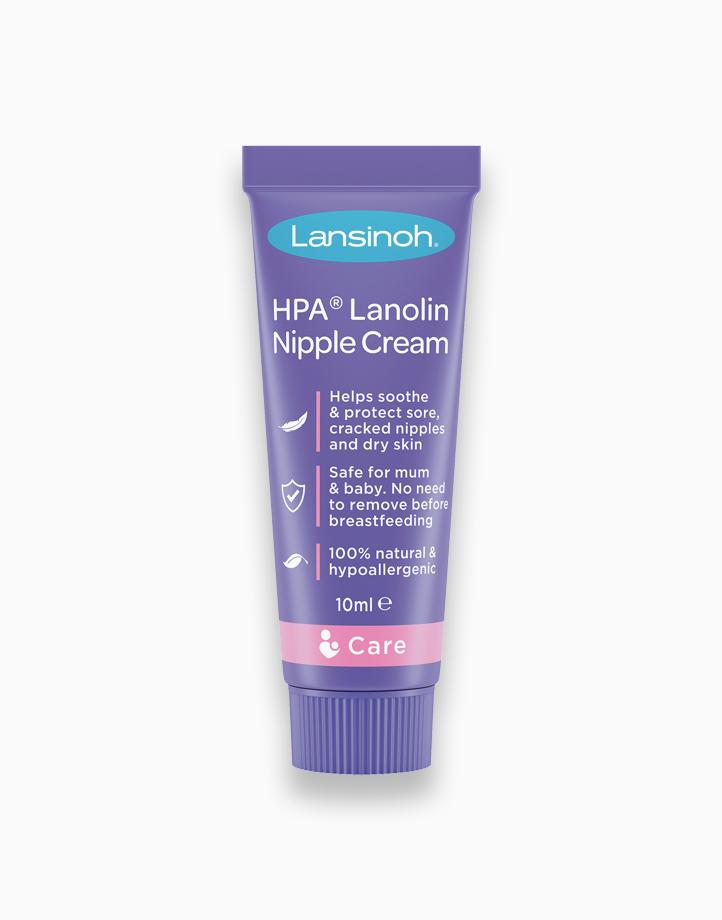 HPA Lanolin for Sore Nipples & Cracked Skin (10ml) by Lansinoh