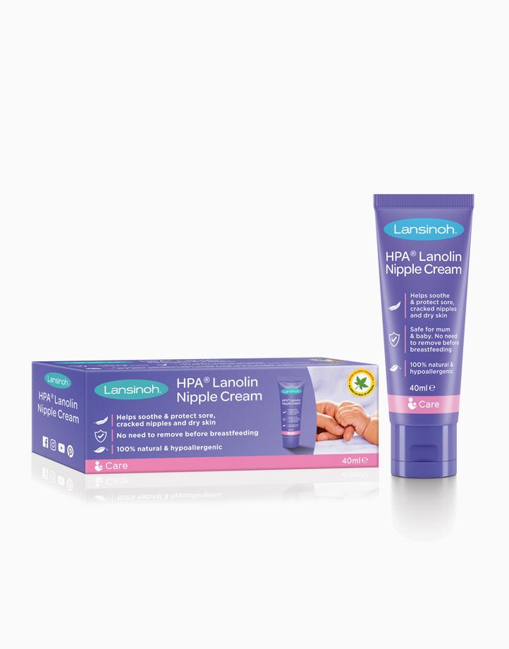 HPA Lanolin for Sore Nipples & Cracked Skin (40ml) by Lansinoh