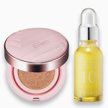 Perfect glowing skin kit %28shade no. 23%29
