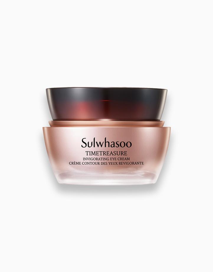 Timetreasure Invigorating Eye Cream (25ml) by Sulwhasoo