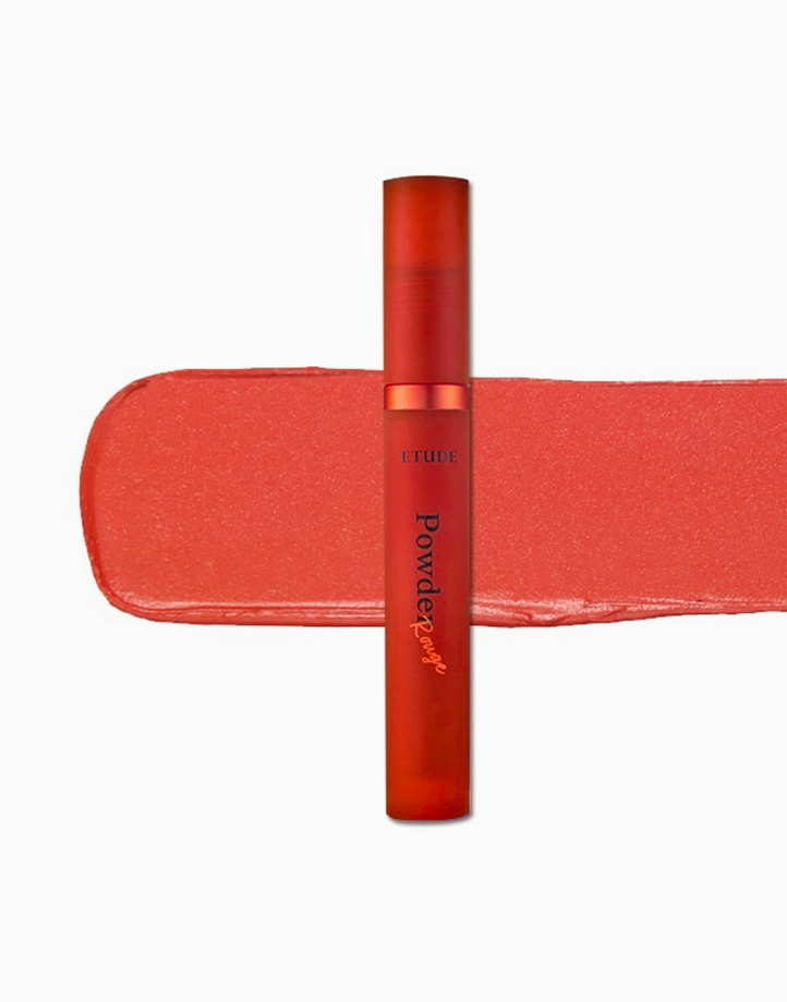 Powder Rouge Tint by Etude House   BR403 Tan Brown