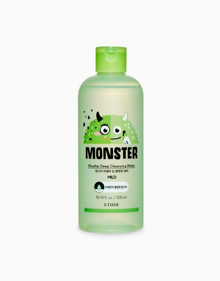 Monster Micellar Deep Cleansing Water (300ml) by Etude House