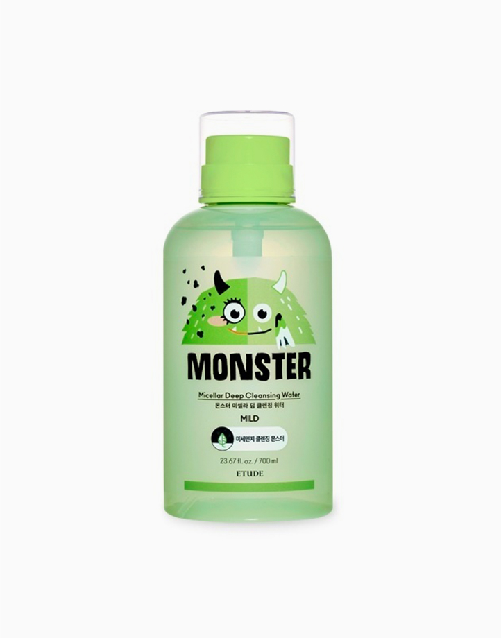 Monster Micellar Deep Cleansing Water (700ml) by Etude House