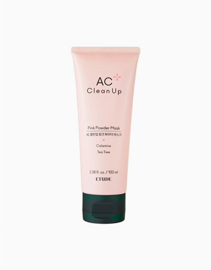 AC Clean Up Pink Powder Mask by Etude House
