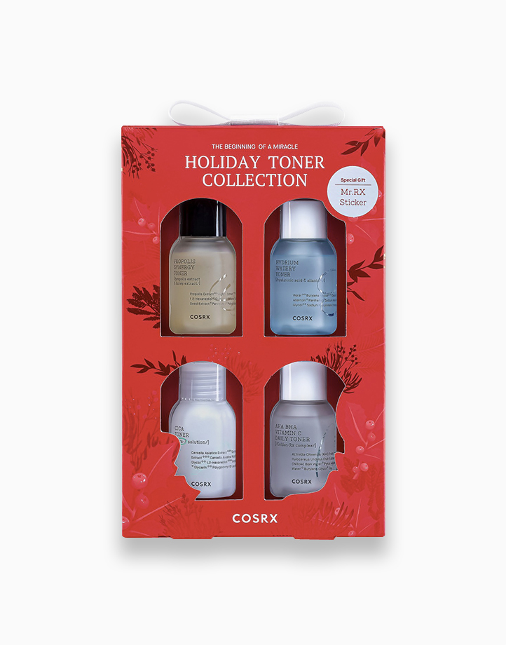 2020 Holiday Toner Collection by COSRX