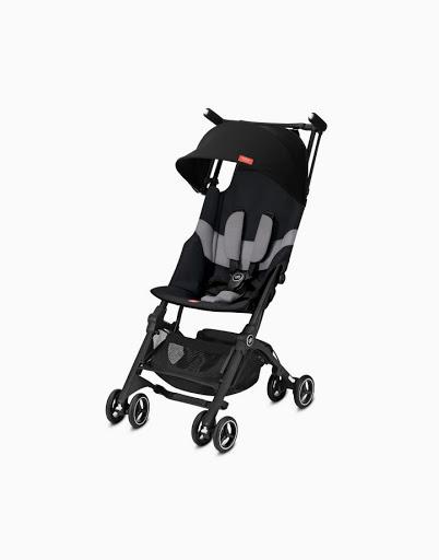 Gb Pockit Plus Stroller 2019 by Goodbaby   Velvet Black