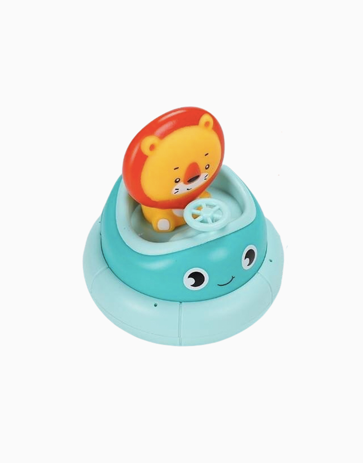 Swivel Cup Bath Toy (Lion) by Little Hippo