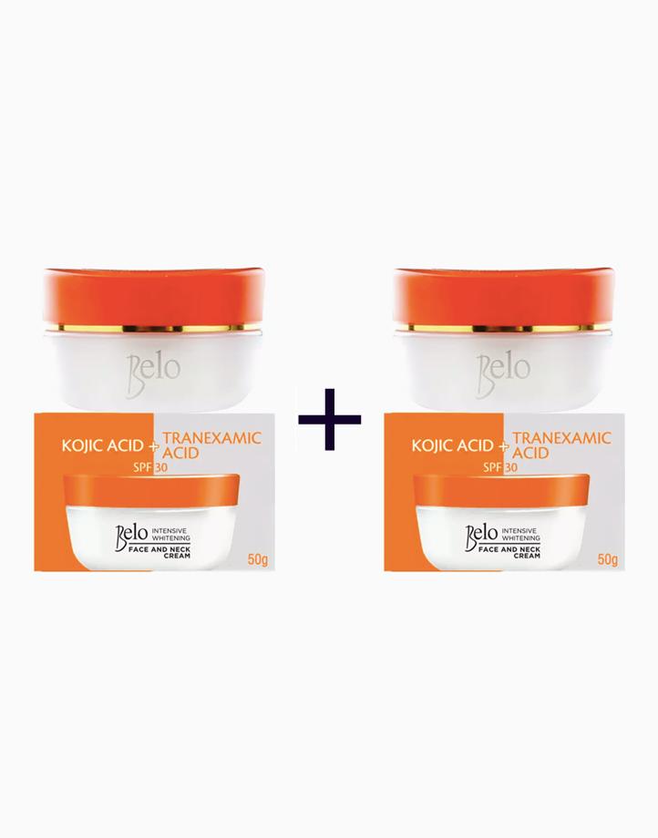 Intensive Whitening Face & Neck Cream (50g) (Buy 1, Take 1) by Belo