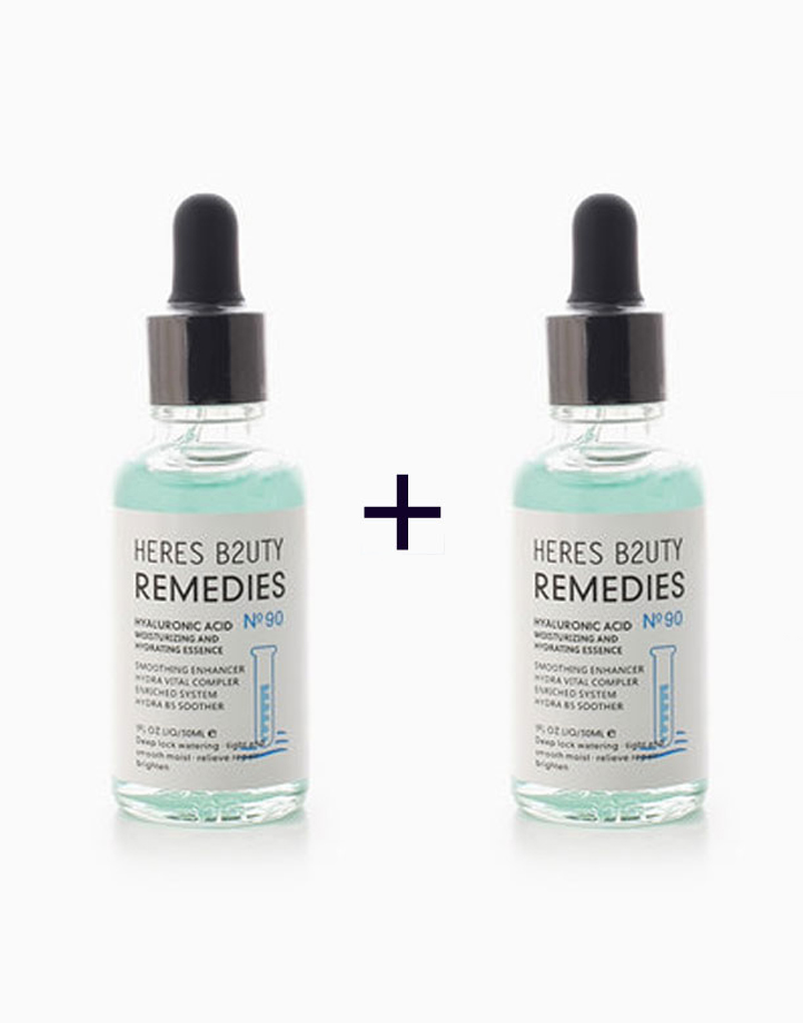 Hyaluronic Acid Moisturizing and Hydrating Essence Serum (Buy 1, Take 1) by Here's B2uty