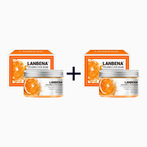 Re b1t1 lanbena vitamin c brightening eye mask