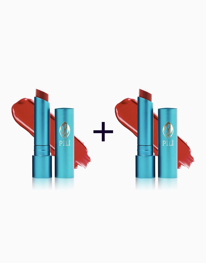 Pili Matte Lipstick (Buy 1, Take 1) by Pili Ani | Brick