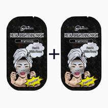 Metal Brightening Peel-Off Pearl Mask (Buy 1, Take 1) by Purenskin Korea