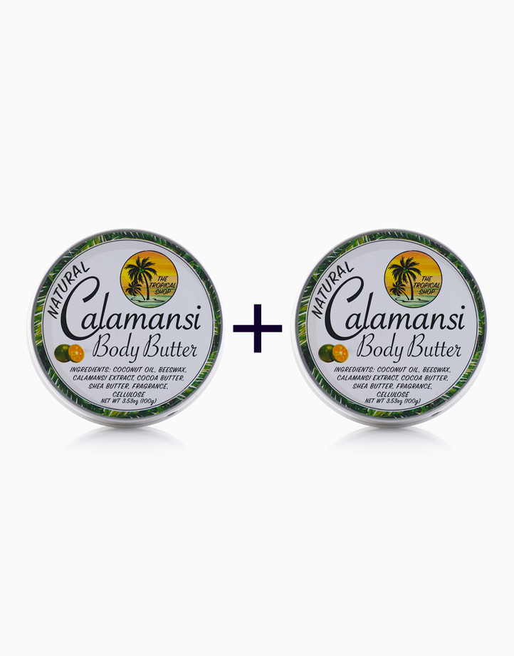 Natural Calamansi Body Butter (Buy 1, Take 1) by The Tropical Shop