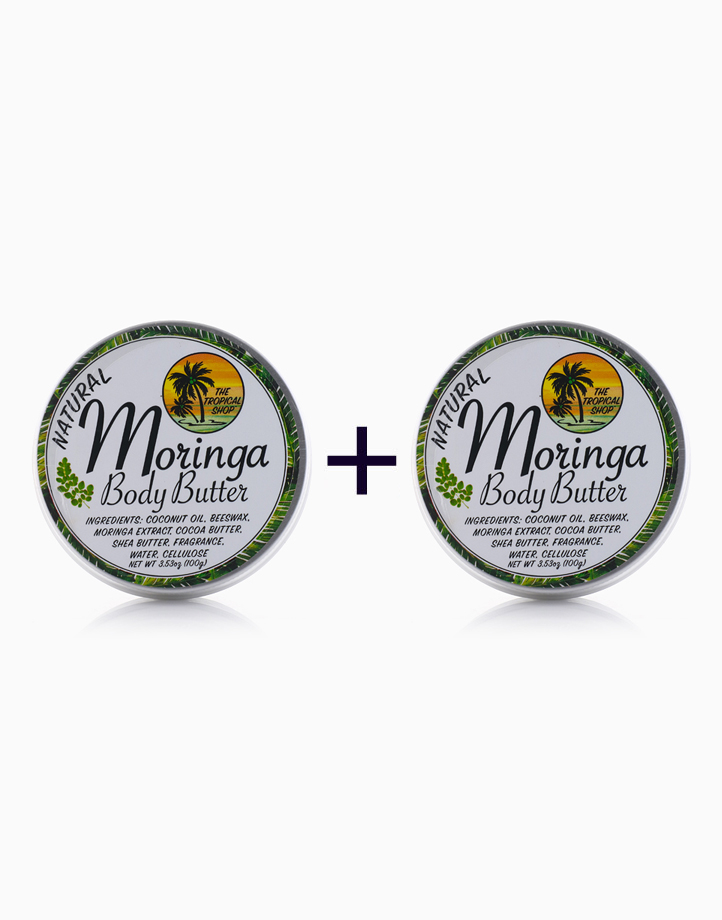 Natural Moringa Body Butter (Buy 1, Take 1) by The Tropical Shop
