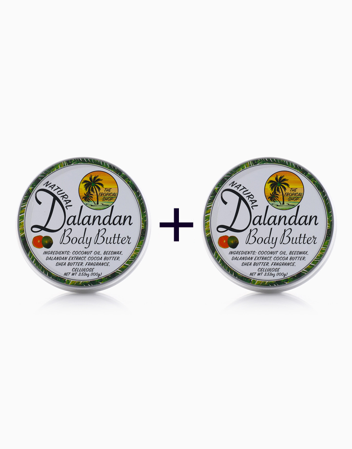 Natural Dalandan Body Butter (Buy 1, Take 1) by The Tropical Shop