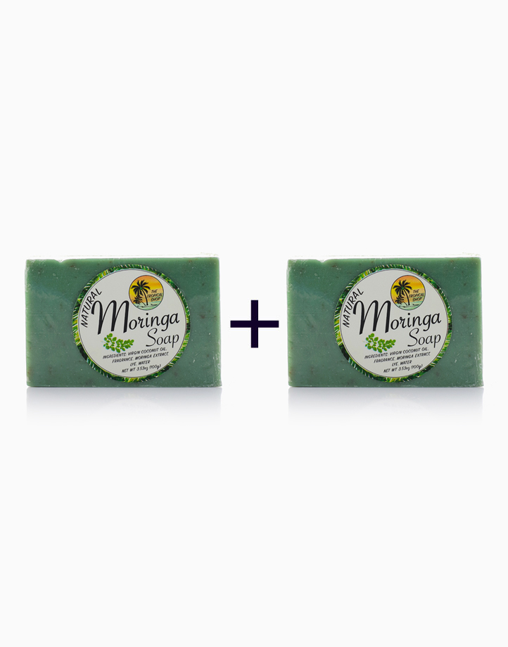 Natural Moringa Soap (Buy 1, Take 1) by The Tropical Shop