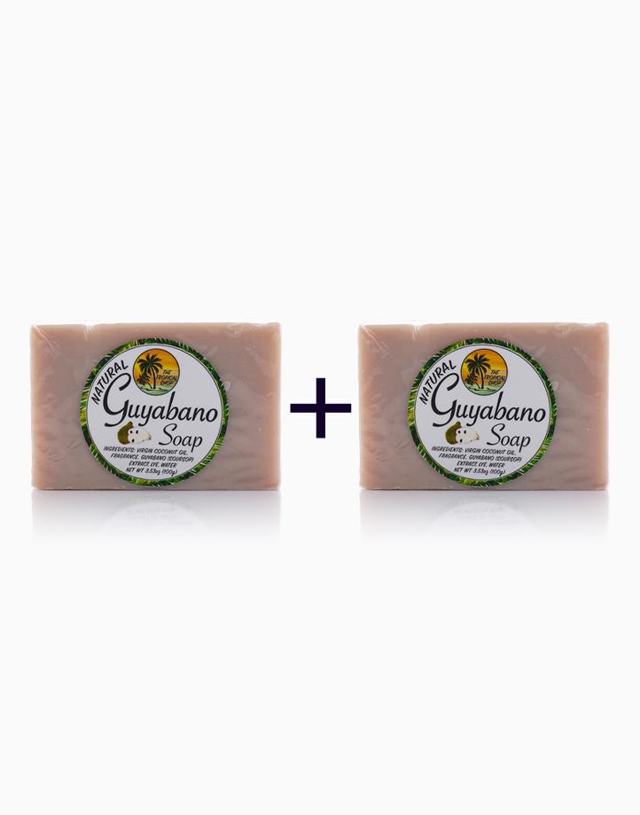 Natural Guyabano Soap (Buy 1, Take 1) by The Tropical Shop