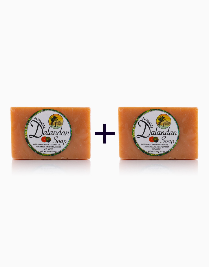 Natural Dalandan Soap (Buy 1, Take 1) by The Tropical Shop
