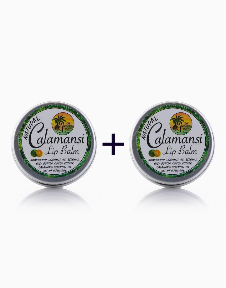 Natural Calamansi Lip Balm (Buy 1, Take 1) by The Tropical Shop