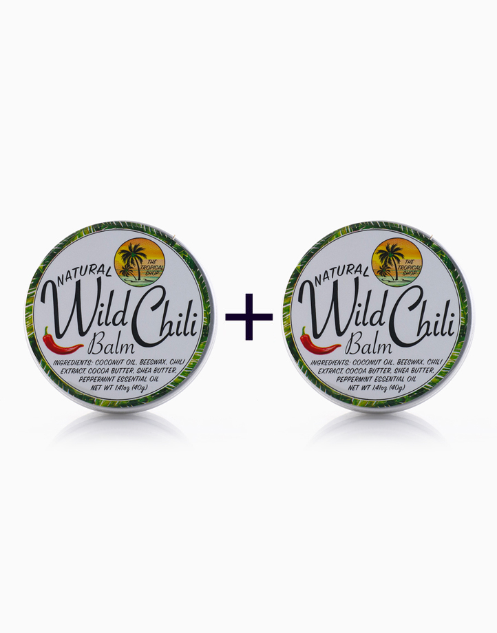 Natural Wild Chili Balm (Buy 1, Take 1) by The Tropical Shop