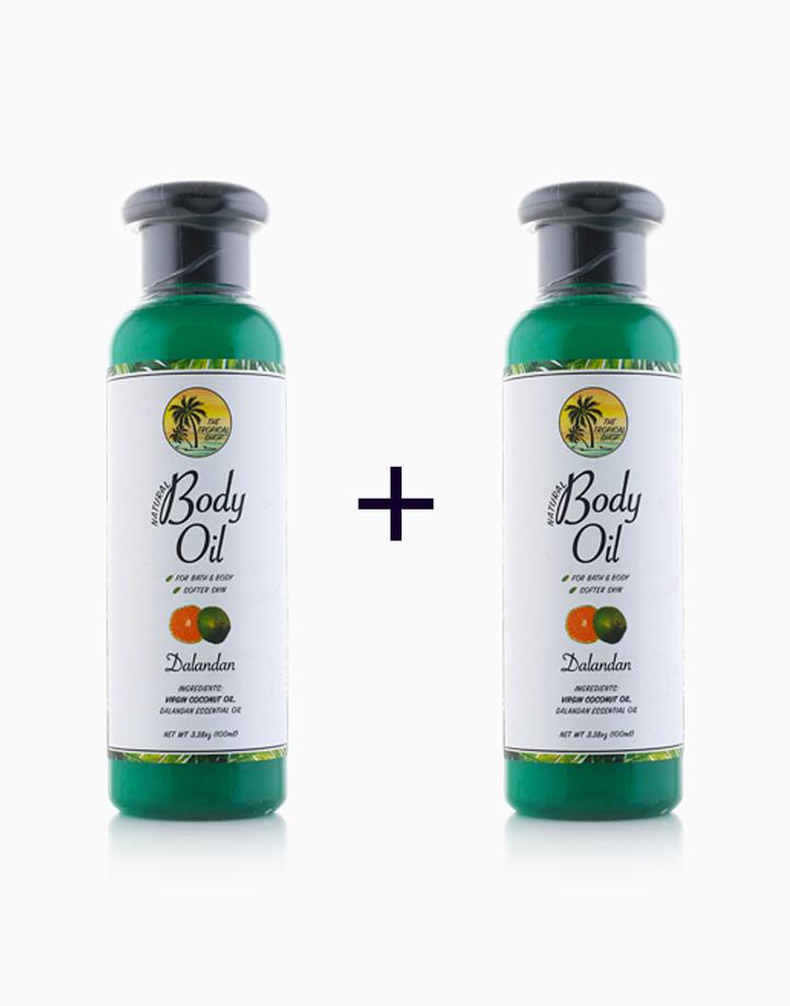 Natural Body Oil (Dalandan) (Buy 1, Take 1) by The Tropical Shop